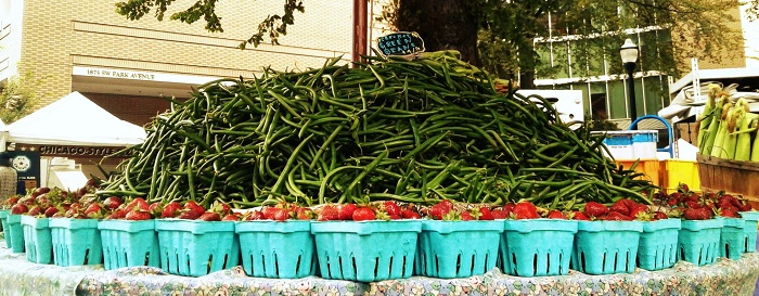 Post image for August 20th Market Recipes ft. Crockett Green Beans