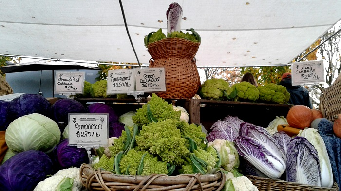 Post image for October 29th Market Recipes ft. Romanesco
